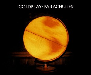 coldplay, parachute, and music image
