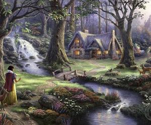 beautiful, disney, and paradise image