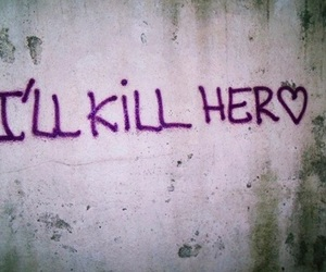 grunge, kill, and quotes image