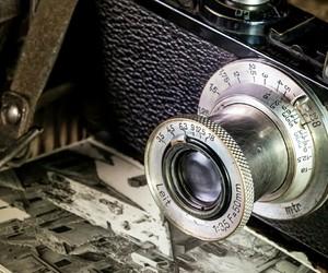 camera, vintage, and memories image