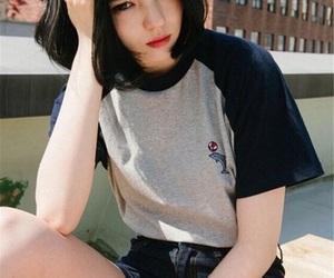 asian, girl, and kawaii image
