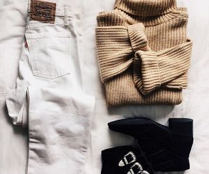 booties, fall, and fashion image