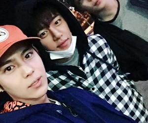 daehyun, boys republic, and suwoong image