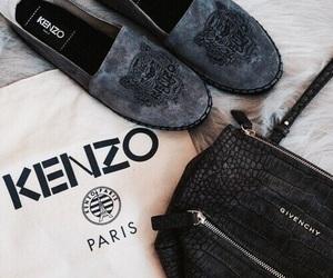 fashion, Kenzo, and shoes image