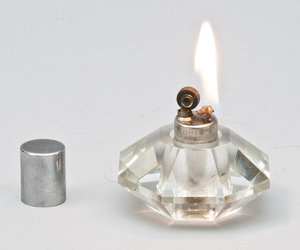 lighter, fire, and crystal image