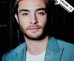 ed westwick, actor, and gossip girl image
