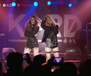 kpop, love, and k.a.r.d image