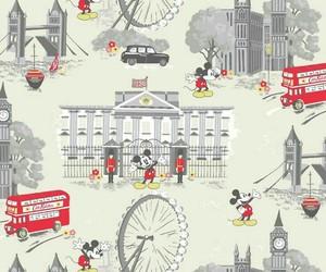 london, background, and disney image