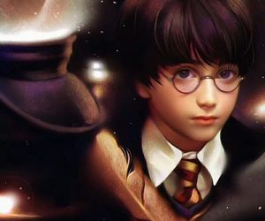art, gryffindor, and harry potter image