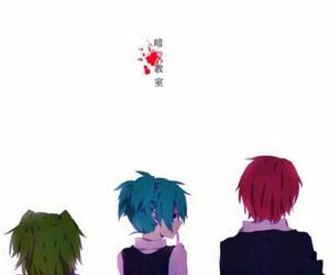 assassination classroom, anime, and nagisa image