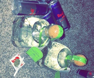 420, patron, and red bull image