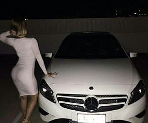 car, luxury, and dress image