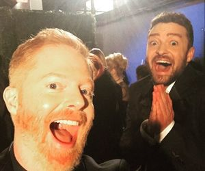 funny face, actor, and justin timberlake image