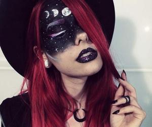 artist, Halloween, and magik image