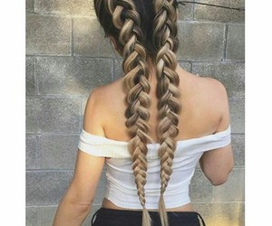 pretty, hair goals, and ombre image