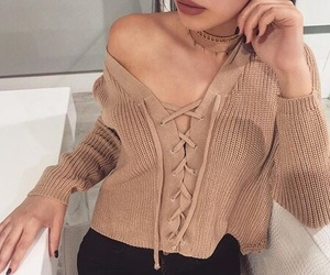 fashion, makeup, and goals image