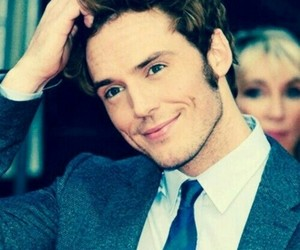 sam claflin, sexy, and finnick image