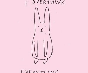 pink and overthink image