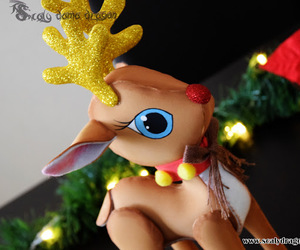 craft, rudolph, and diy image