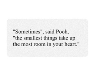 heart, quote, and winnie the pooh image