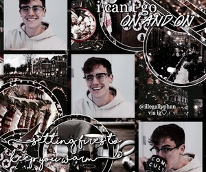 christmas, Connor, and edit image