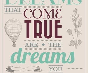 Dream, inspiration, and quotes image