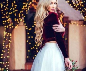 fashion, christmas, and clothes image