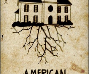 wallpaper, american horror story, and background image