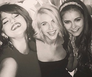 Best, Nina Dobrev, and sisters image