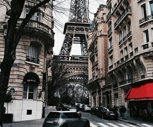 paris, city, and theme image