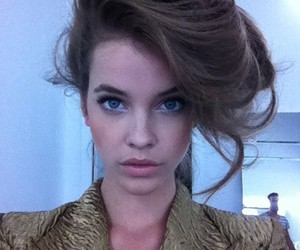 model, barbara palvin, and hair image