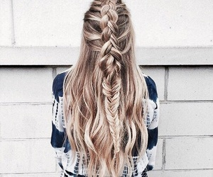 accessories, blond, and cute image