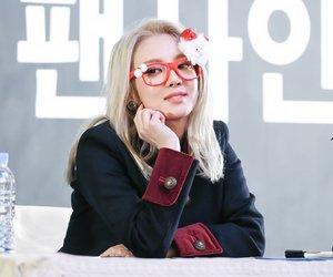 hyoyeon, girls generation, and snsd image