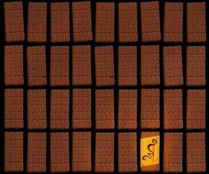 aesthetic, background, and chocolate image