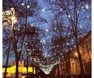 blogger, christmas, and city image