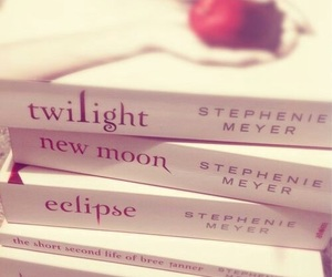 book, twilight, and eclipse image