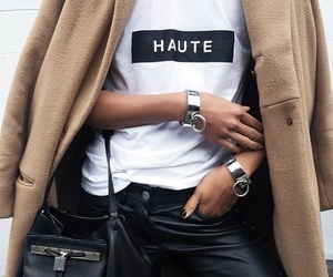 fashion, street style, and outfits of the day image