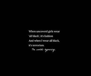 allah, black, and christian image