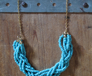 diy braided necklace image