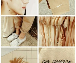 clothes, exo, and nike image