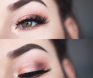 makeup, party, and pretty image