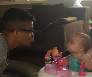 baby and jordan fisher image