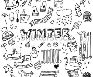 art, artsy, and doodle image