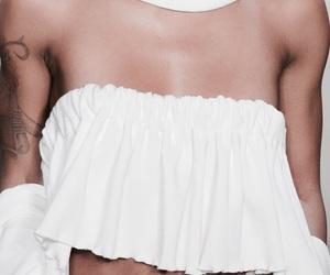 off shoulder and fashion image