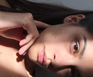 aesthetic, eye, and Hot image
