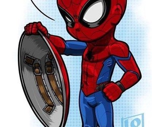 fan art, funny, and Marvel image