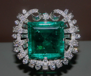 green, stone, and emerald image