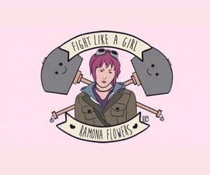 feminism, film, and ramona flowers image