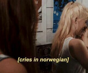 cry, skam, and funny image