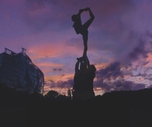 athletics, cheer, and fly image